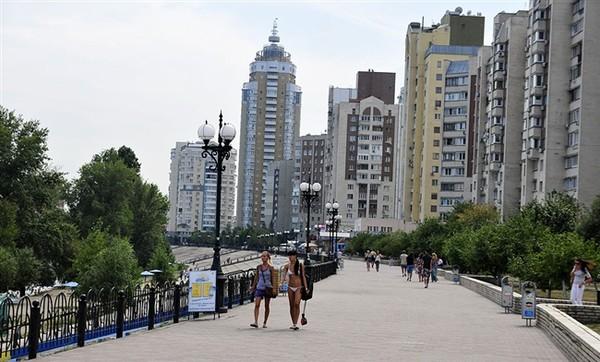 Причина отмена ярмарок в столице - жаркая погода