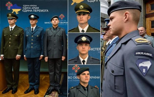 Представлены еще несколько концептов формы для Вооруженных Сил Украины