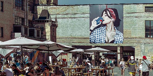 Фотоотчет с Фестиваля уличной еды. Средиземноморье