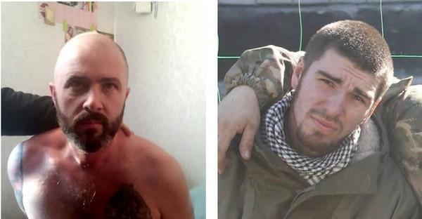 Подозреваемые в убийстве Тараса Познякова