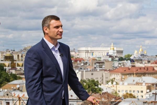 Киевские власти в ближайшее время намерены представить концепцию развития Гидропарка