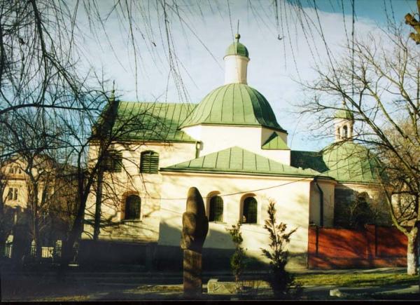 Церква Святого Миколая біля площі Старий Ринок. Фото lvivbest.com