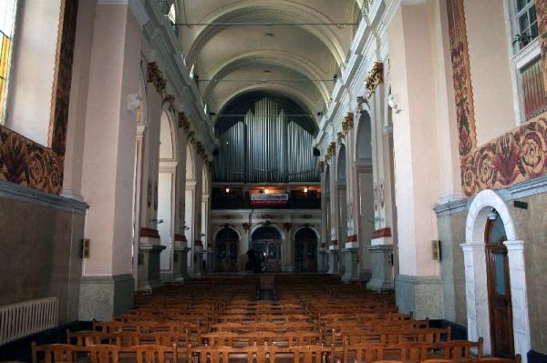 Будинок органної та камерної музики, з найбільшим органом в Україні. Фото ukrain.travel