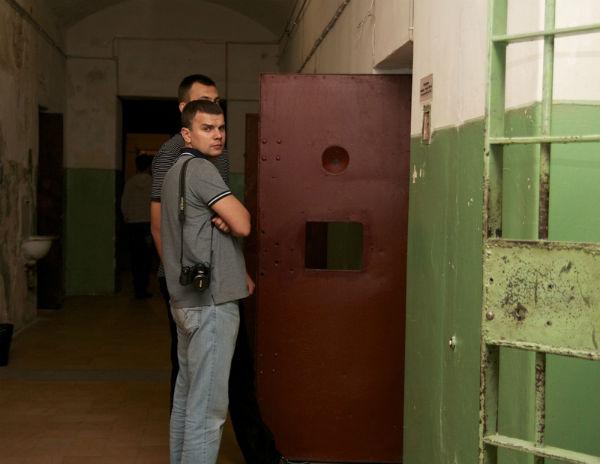 """Моторошне враження обіцяє унікальний музей """"Тюрма на Лонцького"""". Фото Ольги Коцюруби"""