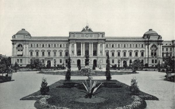 Тут понад сто років тому засідав Галицький сейм. Фото static.panoramio.com
