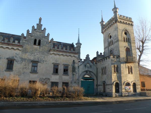 """Ця споруда казкового вигляду називається """"Фабрика повидла"""". Фото uk.wikipedia.org"""