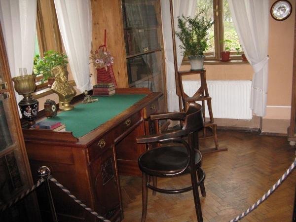 У Львові варто завітати до будинку, де жив і творив видатний літератор Іван Франко. Фото photo-lviv.in.ua