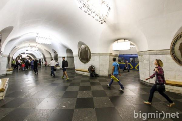 В столичной подземке увеличили число поездов метро из-за роста пассажиропотока