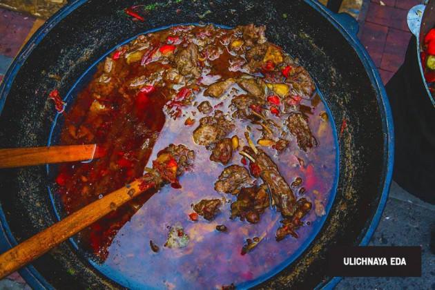 1-2 октября Фестиваль уличной еды впервые отправится в гастрономическое путешествие по Восточной Европе