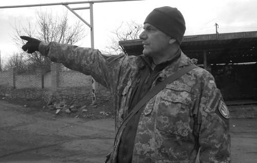 Легендарный Дмитрий Годзенко погиб за день до вывода подразделения из зоны АТО