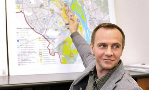 Департамент градостроительства и архитектуры Киевской горадминистрации возглавил Александр Свистунов