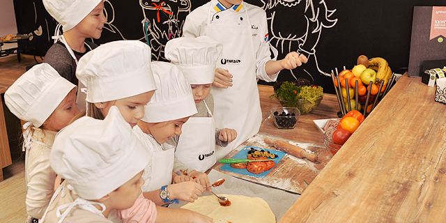 «Тандырчик» - первый детский ресторан