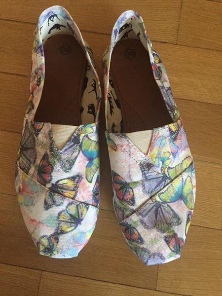 Летние туфли. Цена: 250 грн.