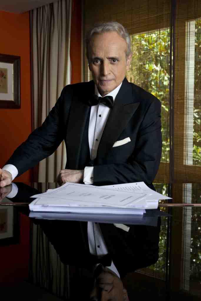 Хосе Каррерас даст в Киеве прощальный концерт, а жить будет в номере Лары Фабиан
