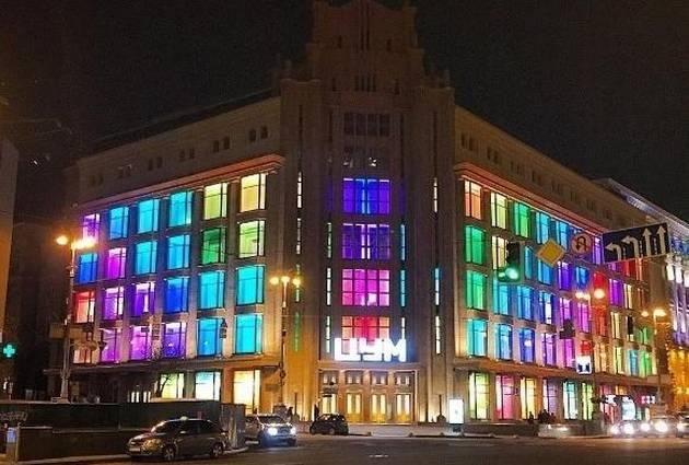 Универмаг откроет свои двери в начале декабря
