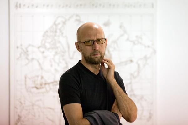 Автор скандального проекта на Адреевском спуске Олег Дроздов говорит, что не ожидал такой реакции