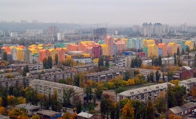 В Киеве набирает обороты конфликт между жителями левобережных районов столицы и деревообрабатывающим предприятием «ФанПлит»