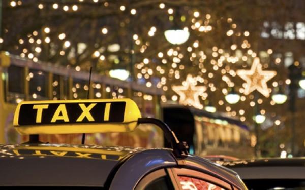 Стоимость на услуги такси в Киеве начнет повышаться за несколько дней до Нового года