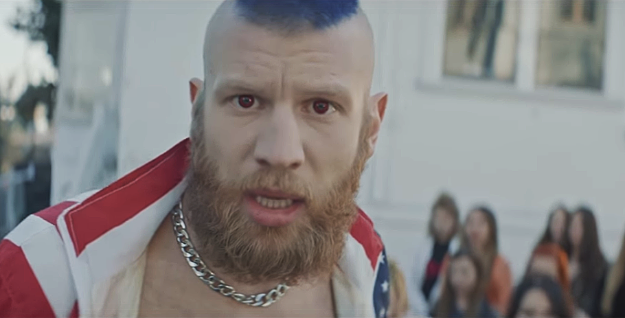Иван Дорн выпустил новый клип на сингл «Collaba»