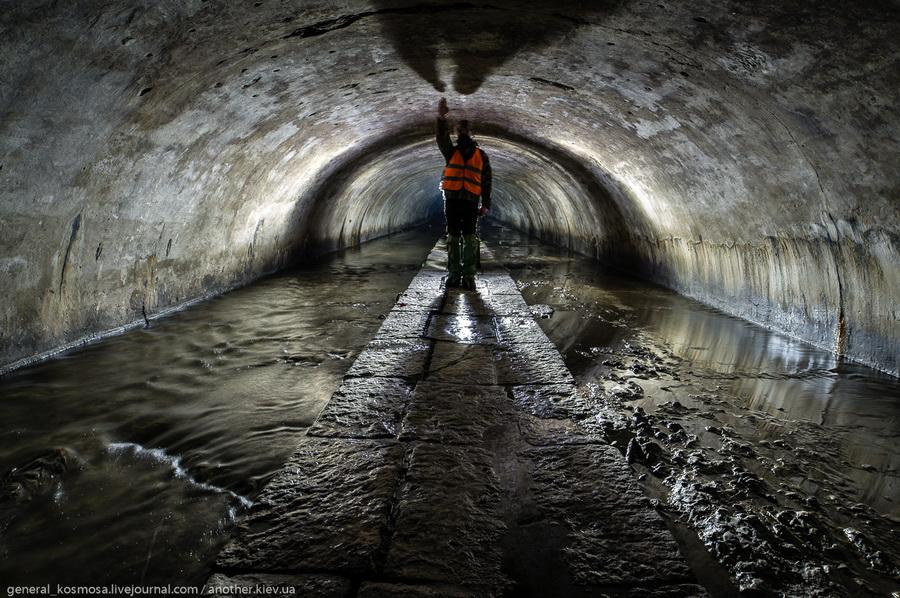 В киевском метро откроется выставка о подземных реках столицы