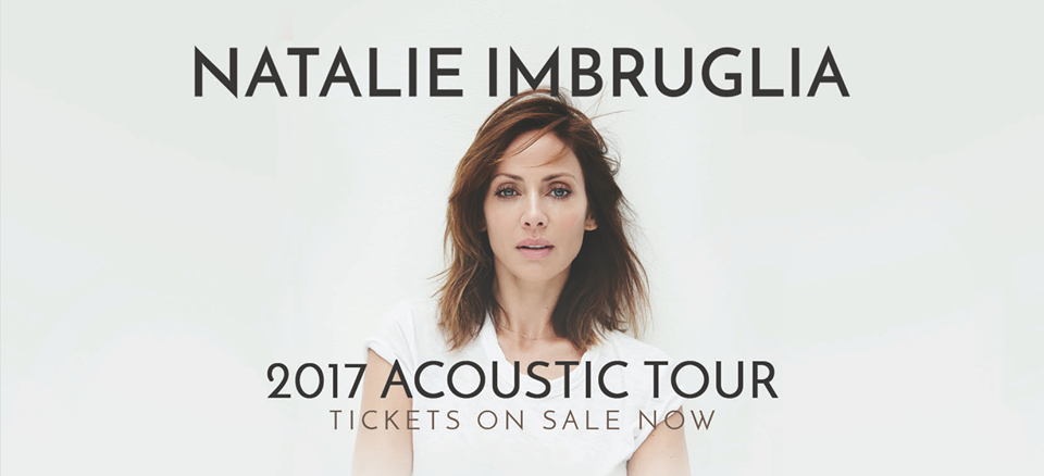 Концерт Натали Имбрульи в Киеве отменен