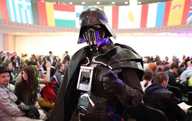 В Киеве пройдет фестиваль косплееров Kyiv Comic Con 2017