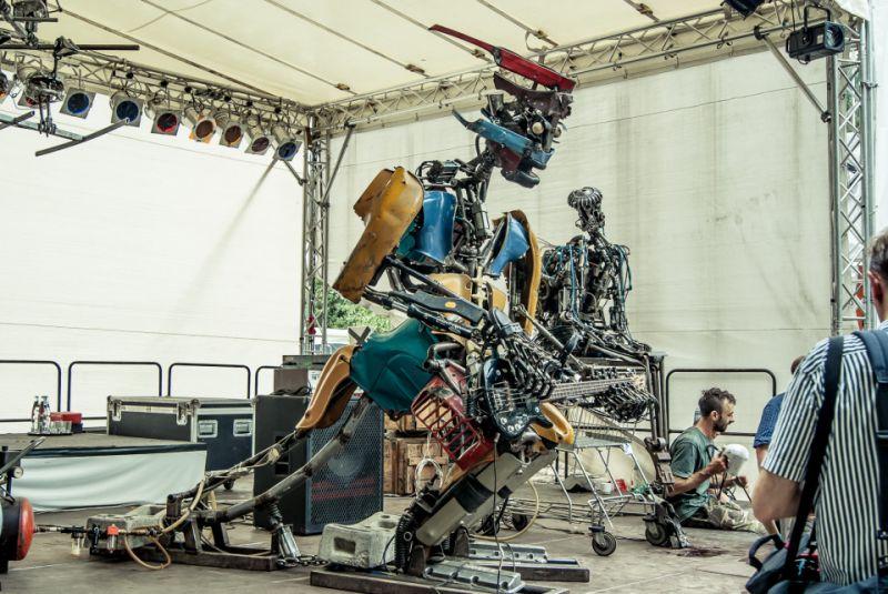 В Киеве пройдет фестиваль изобретателей и экспериментаторов