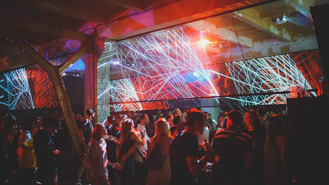 В лесу под Киевом устроят техно-вечеринку, а в промзоне - фестиваль