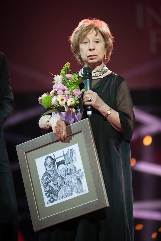 Специальный гость Одесского кинофестиваля Лия Ахеджакова