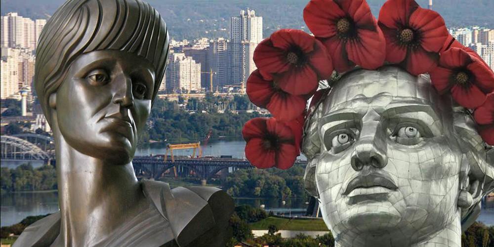 Facebook-спор: что не так с новым памятником Анне Ахматовой в Киеве