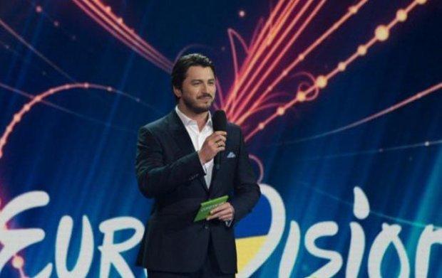 Сергей Притула был ведущим национального отбора на Евровидение-2017