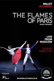 Пламя Парижа (Опера и балет в кино)