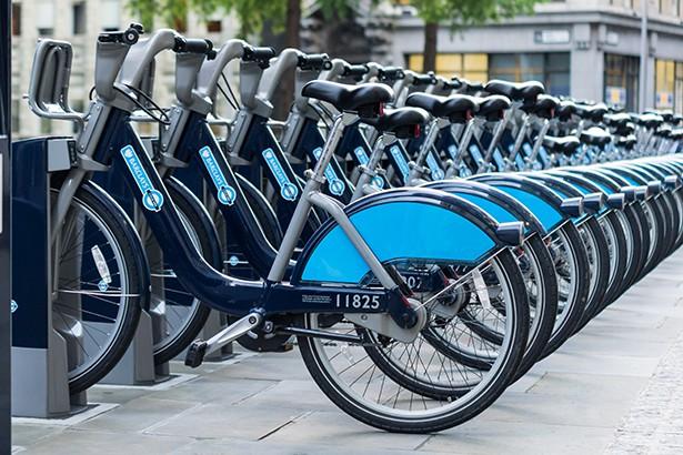 В столице появится 27 пунктов проката велосипедов