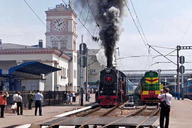 На майские в Киеве будет работать ретро-поезд: расписание