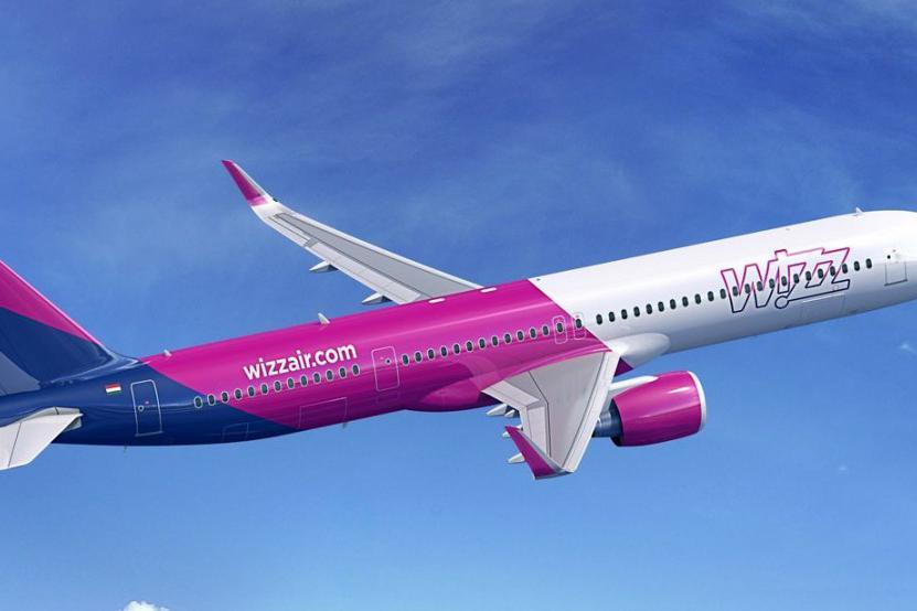 Wizz Air начал большую распродажу билетов