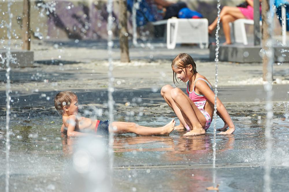 Жителям Киева рассказали, можно ли купаться в фонтанах