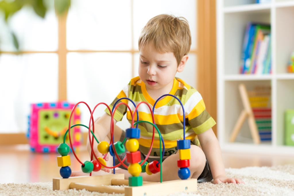 Особенности развития детей после года и полноценное питание