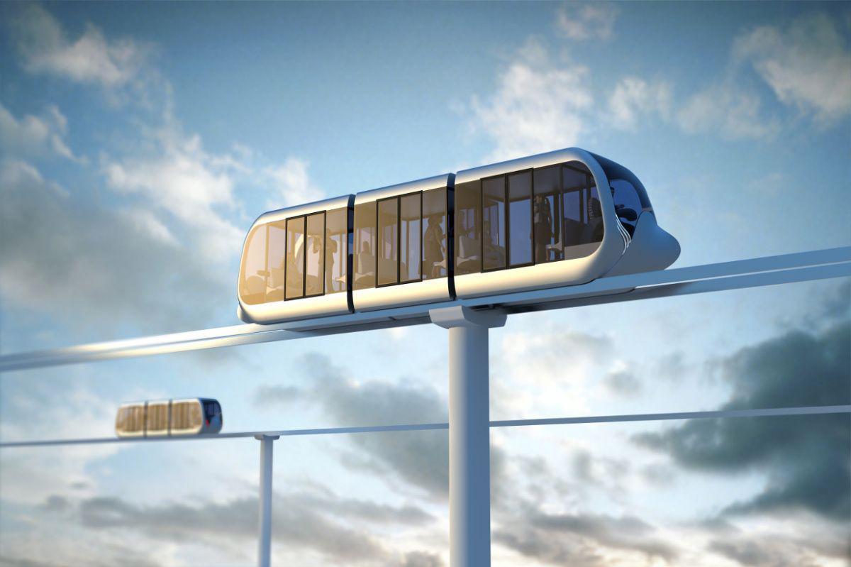 Стало известно, построят ли транспорт будущего на Троещину