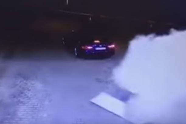 Под Киевом взорвалась автозаправка. Видео