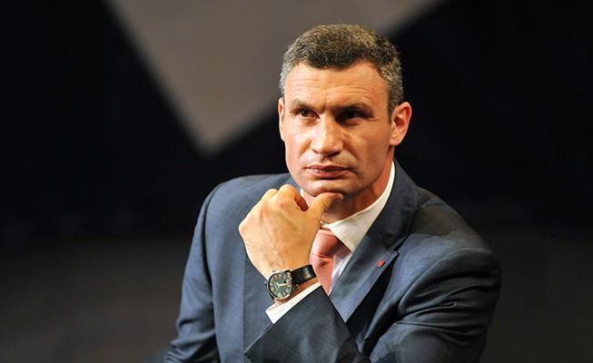 Стало известно, будет ли Кличко вновь баллотироваться на пост мэра