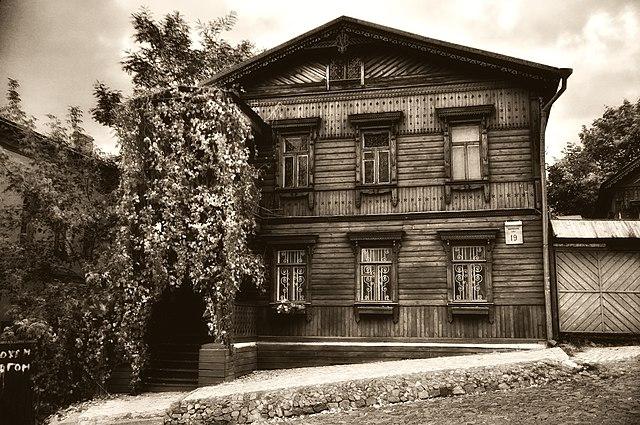 Дом жилой, Андреевский спуск, 19а, Киев. Автор фото - Ivan Sedlovskyi