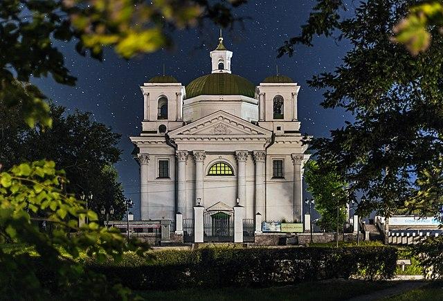Зал органной музыки (бывший костел Иоанна Предтечи). Белая Церковь, Киевская область © Роман Наумов