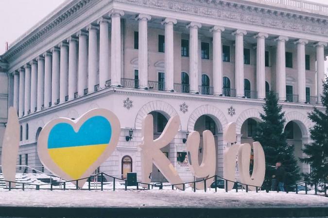 Украина вошла в топ самых популярных стран в Instagram