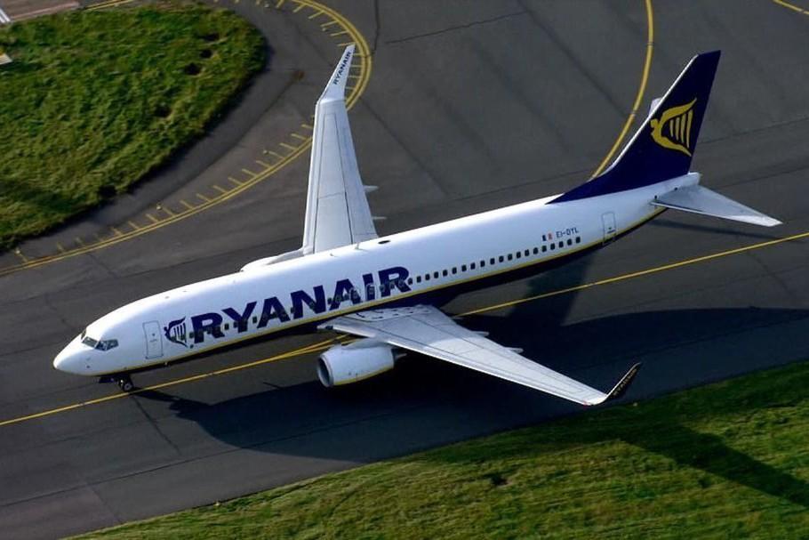 От 28 евро: осенью Ryanair запустит новый рейс из Киева
