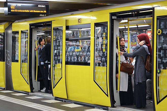 В столичной подземке появятся 50 современных вагонов