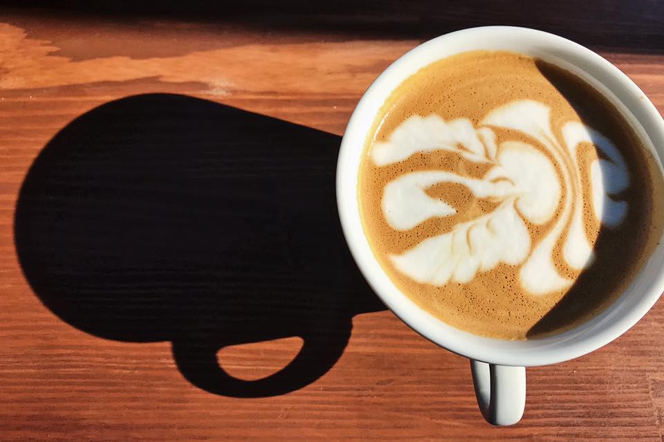 В UNIT.City открылась кофейня