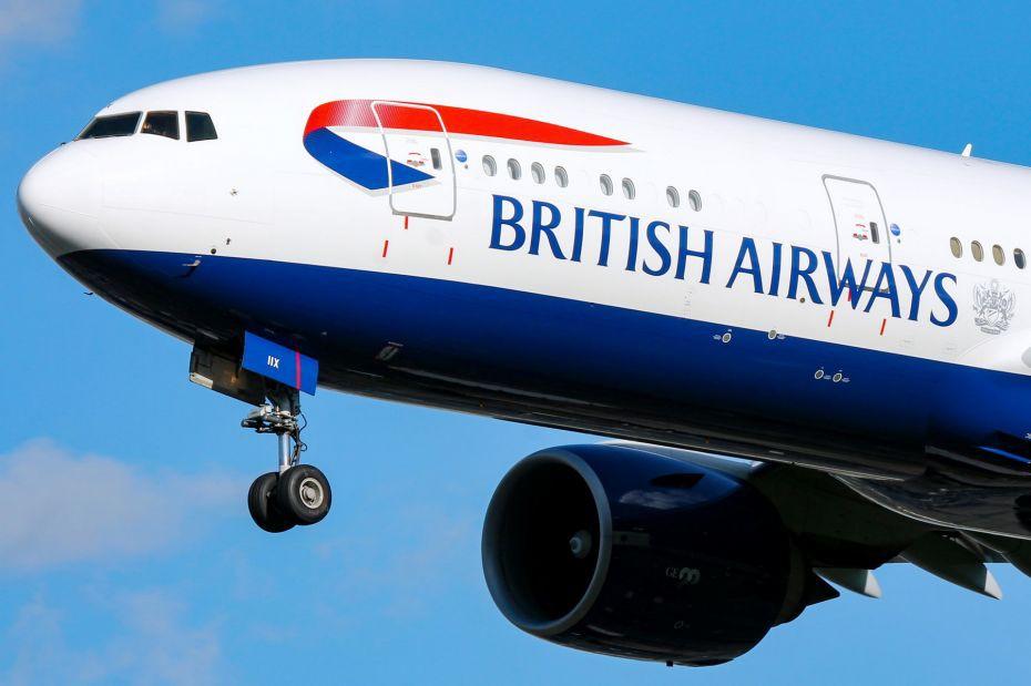 British Airways больше не будет летать из Киева в Лондон