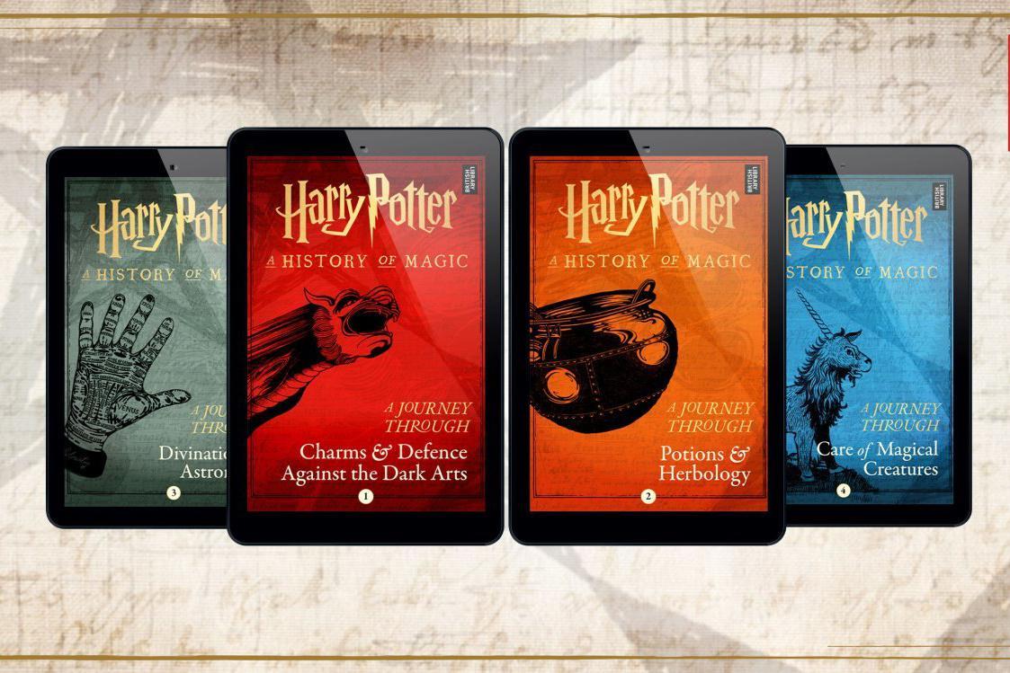 В июне выйдут четыре новые книги о Гарри Поттере