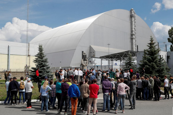 В Чернобыле начался туристический бум после выхода сериала