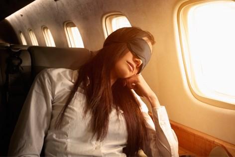 Канадская авиакомпания забыла в самолете спящую пассажирку